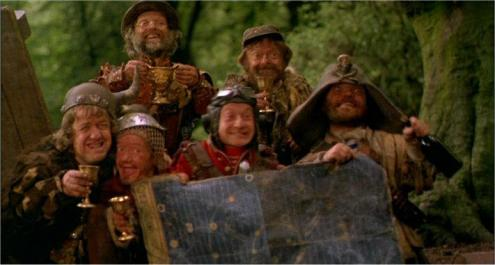 Arresting the Time Bandits