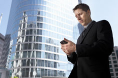 Mobile Deployment of Salesforce.com Accelerates Prospecting Process