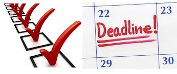 Five Best Practices for Managing Deadlines